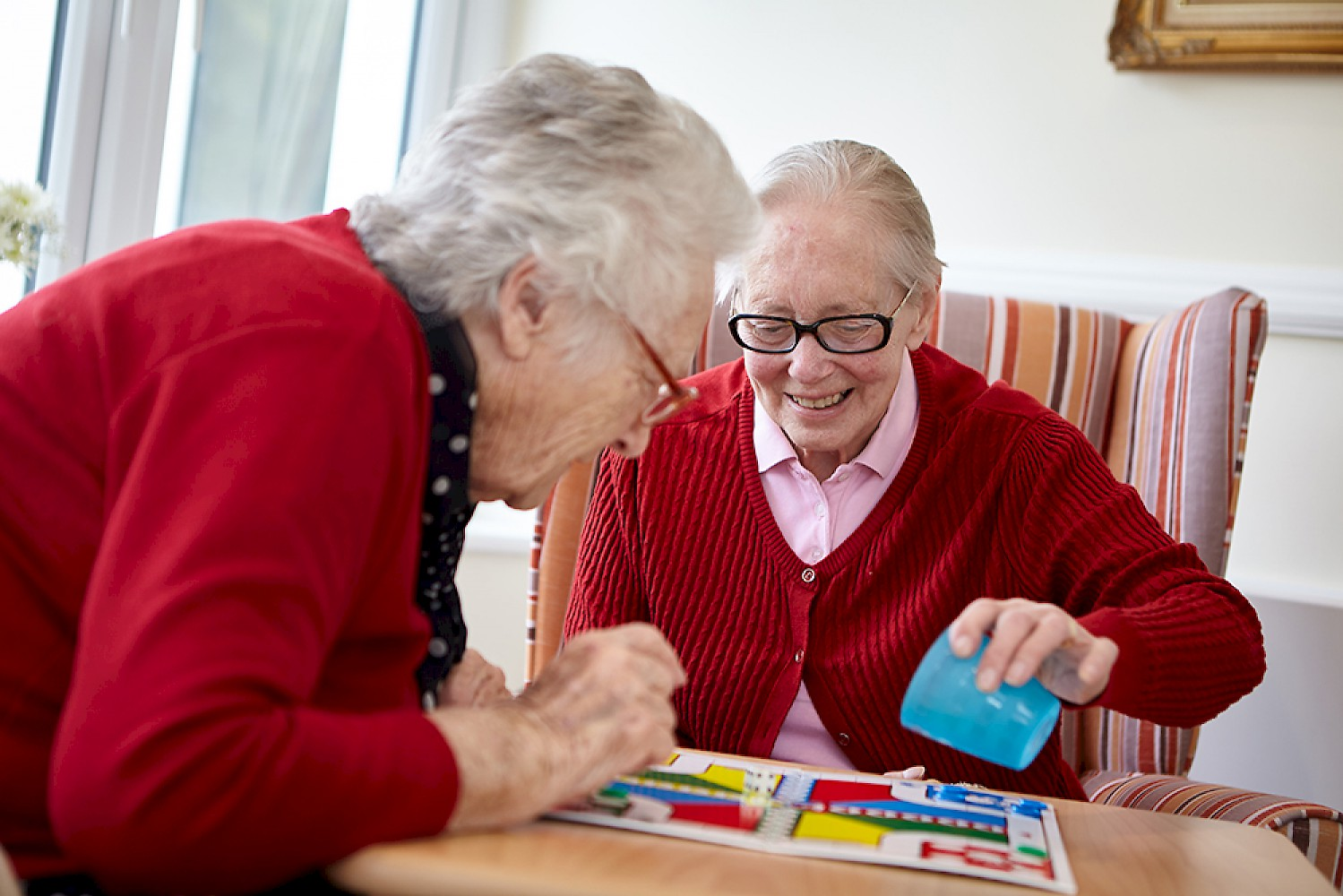 Residential care games
