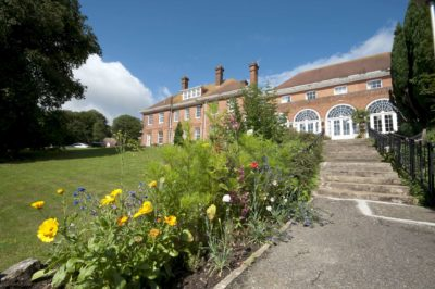 An impressive building offering a spacious, airy and comfortable environment